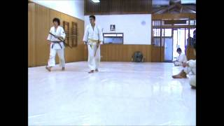 Aikisur en EEUU - 5º Kyu, Dojo Tenshinkan, Chicago