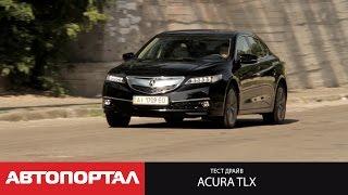 видео Новый Acura TLX 2014