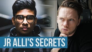 Editor Reacts to JR Alli's NEW YORK CITY Video