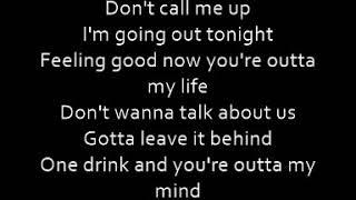 Mabel   Don`t call me up Lyrics Video