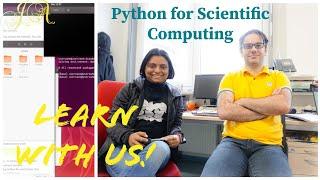 Scientific computing with Python | Installing Anaconda and Meep on Ubuntu 18.04 | 1