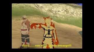 Naruto vs Nagato gta san andreas parte 1