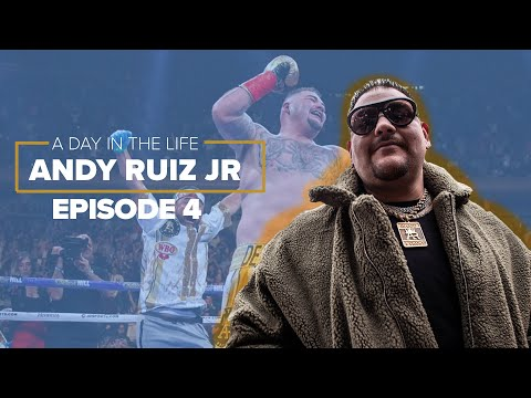 DANK CITY | A DAY IN THE LIFE | ANDY RUIZ JR | EP 4