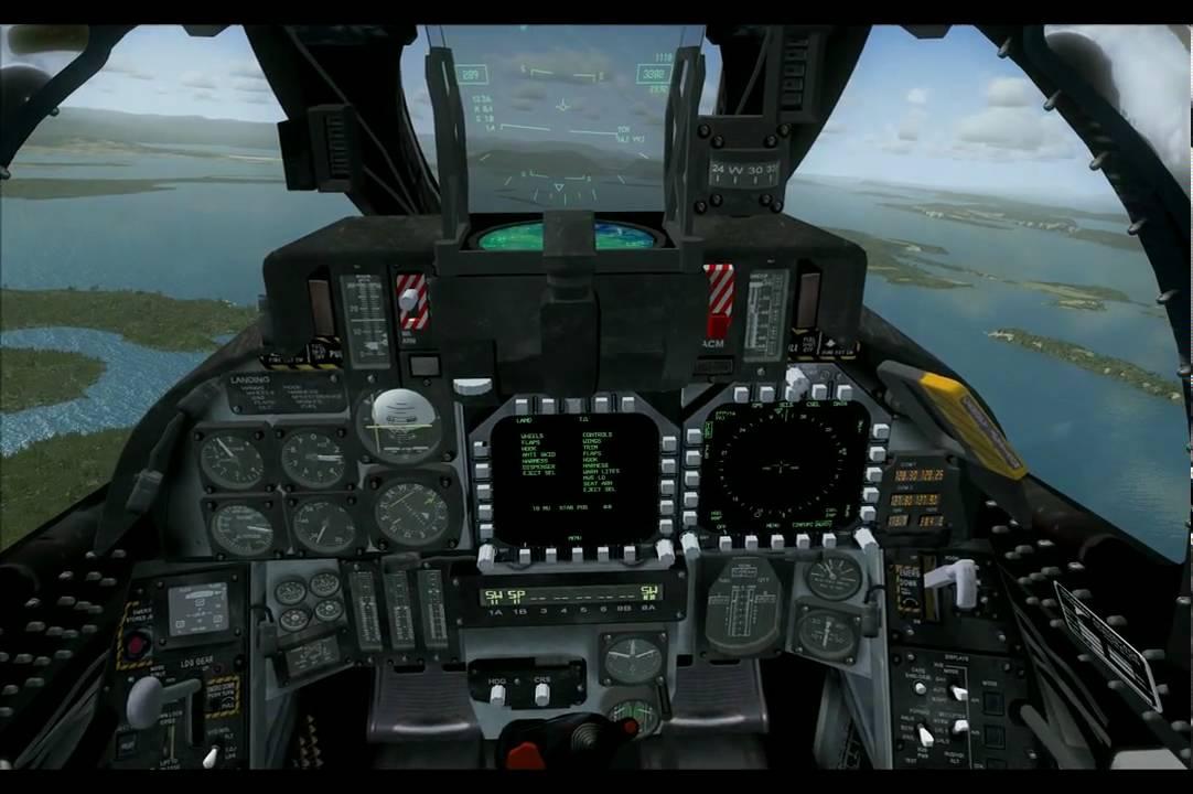 Flight Simulator X F 14d Super Tomcat Youtube