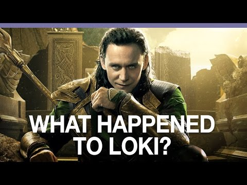 Tom Hiddleston reveals why Loki wasn't in 'Avengers: Age of Ultron'