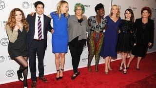 Repeat youtube video Orange Is the New Black Stars Reveal Their Dream Celebrity Cellmates | POPSUGAR News