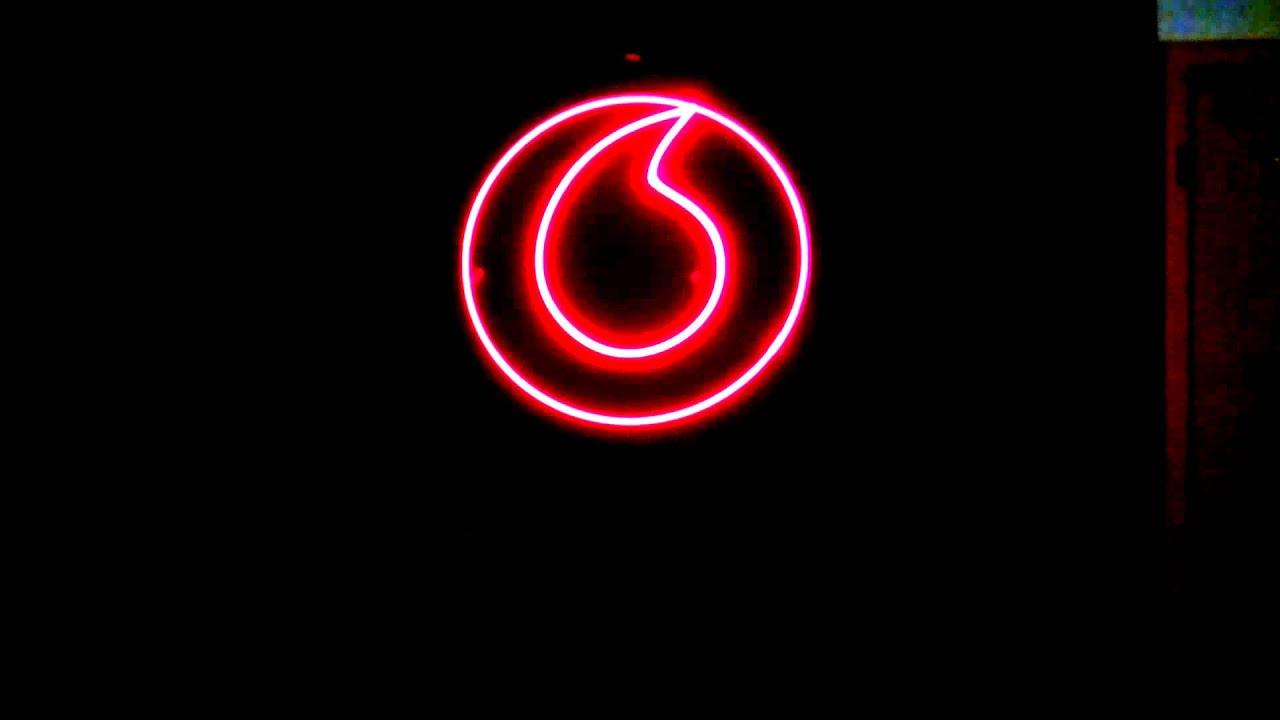 Lasere Conexiuni - demo logo Vodafone - YouTube