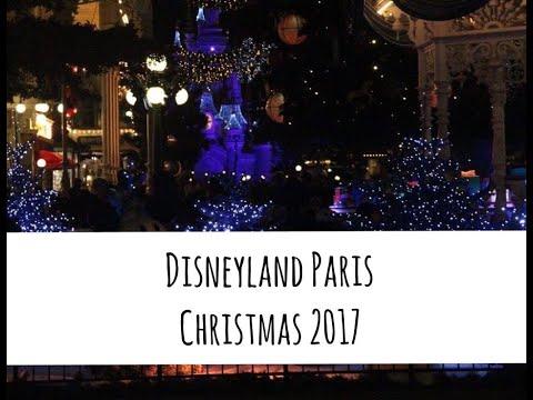 Disneyland Paris | Christmas 2017 | Day 4 | Part 2
