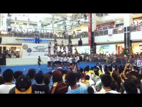 2011-2012 NCC Central Luzon Qualifiers - CCP Bobcats Guest Performance