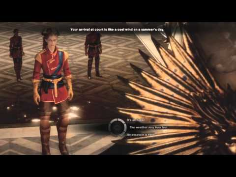 Dragon Age Inquisition Walkthrough w/ Commentary Part 128 | Fashion Of The Party
