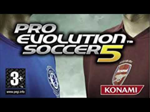Pro Evolution Soccer 5 Edit Mode Theme Edit Funk Jam Phunkadelic