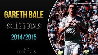 Gareth Bale ● Skills & Goals ● 2014/2015