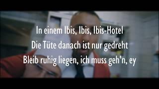 SSIO - IBIS HOTEL (lyrics)