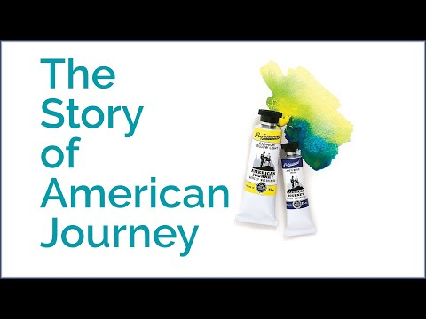 Cheap Joe's 2 Minute Art Tips – The Story of American Journey