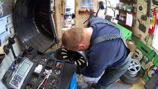 Шиномонтаж Брест: биение на руле убираю через оптимизацию