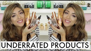 Top 10 Most Under Rated Beauty Products! | Amelia Liana