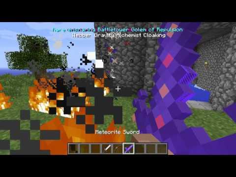 Minecraft RPG Modpack Test #1 YouTube