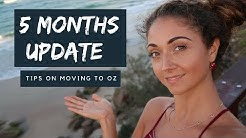 TIPS ON MOVING TO AUSTRALIA FROM UK / 5 MONTHS UPDATE ♥