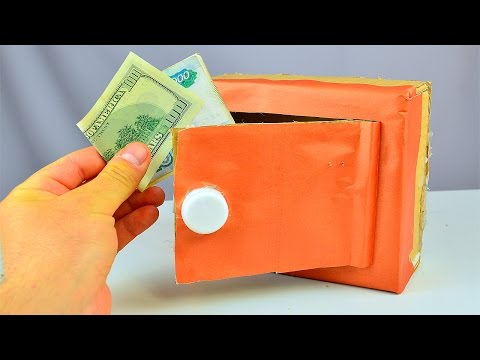 Thumbnail: How to Make Electronic Safe from Cardboard