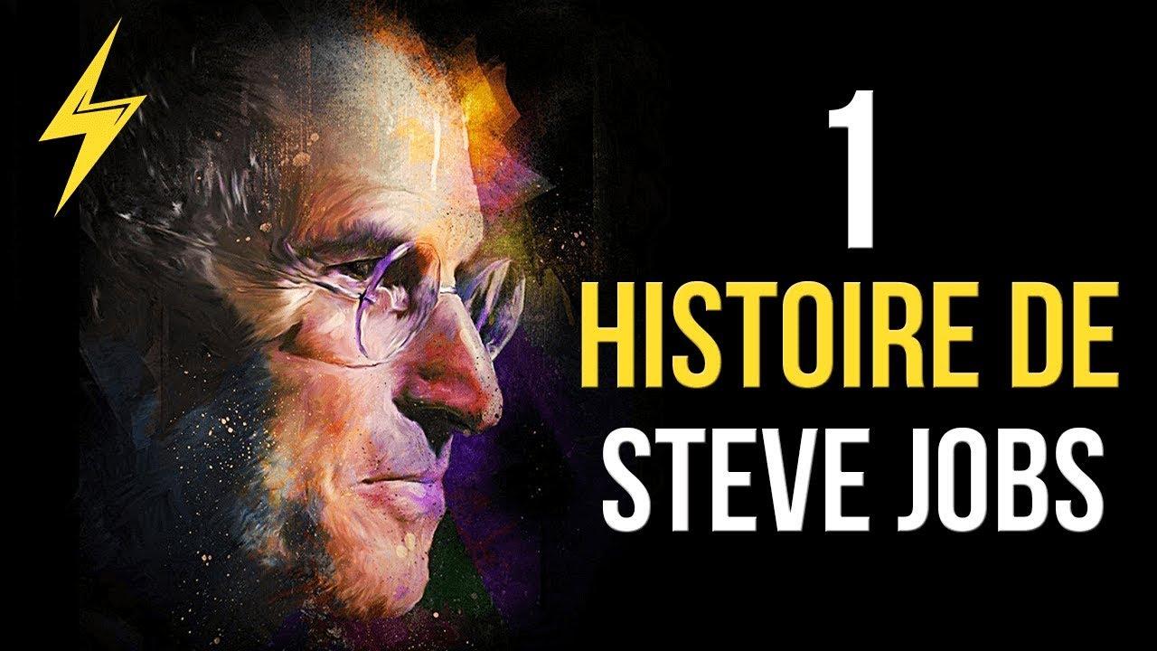 Steve Jobs - l'histoire la plus motivante qui soit (partie 1/3)