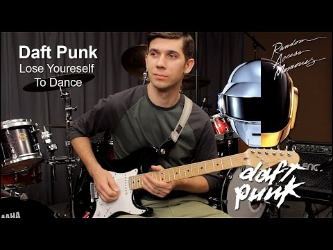 Funky Riff Blog - Lose Yourself To Dance(Daft Punk)