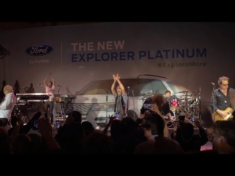 Foreigner & Ford Explorer Team Up to Rock Grand Central in NYC! Thumbnail image