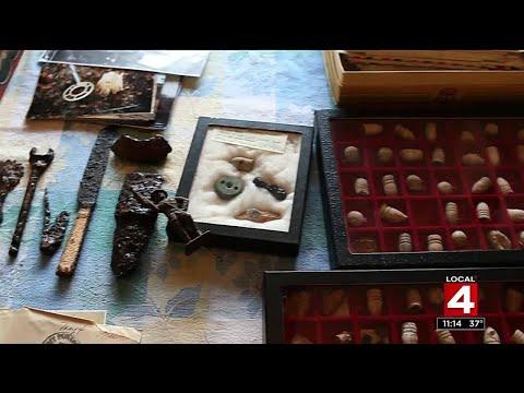 Searching For Hidden Treasure In Michigan