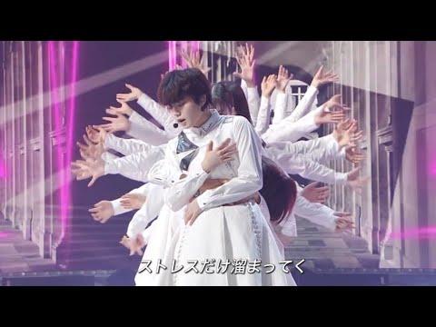 FNS アンビバレントから平手友梨奈を振り返っていく動画 欅坂46