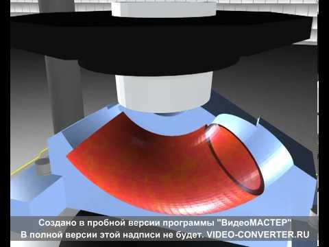 Производство отводов стальных крутоизогнутых тел.+380442392210, ООО Искандер Армафит