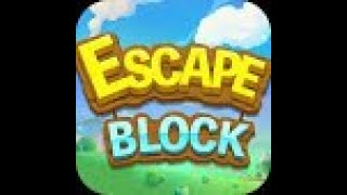 Escape Block Walkthrough Skilled A  Level 1-50