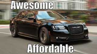 Review: Find Out Why The Chrysler 300 Should Be On Your Radar!