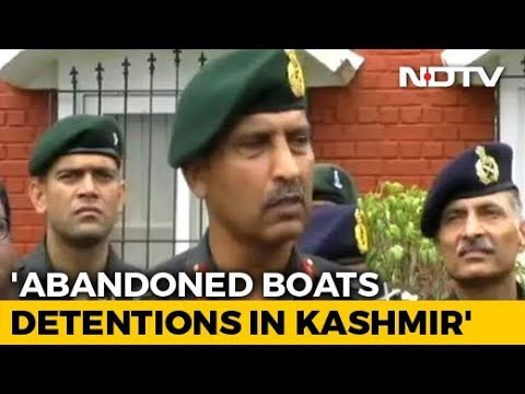 Terror Alert For South India Based On Boats Found In Gujarat's Sir Creek