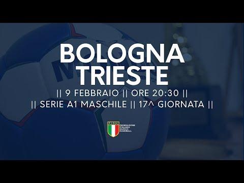 Serie A1M [17^]: Bologna - Trieste 25-30