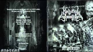 Nocturnal Amentia - Leviathan - From the Black Depths