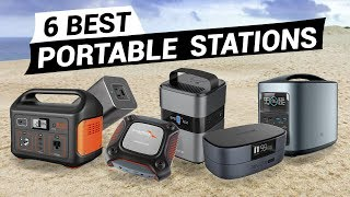 6 Best Portable Power Stations of 2019