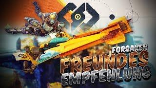Download Video FREUNDESEMPFEHLUNG - komplette QUESTREIHE - EXOTISCHER LOOT - Alle INFOS - Destiny 2 Forsaken MP3 3GP MP4