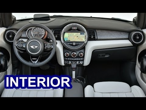 New 2018 Mini Cooper S Interior Youtube