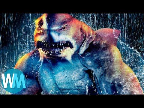 Supervillain Origins: King Shark