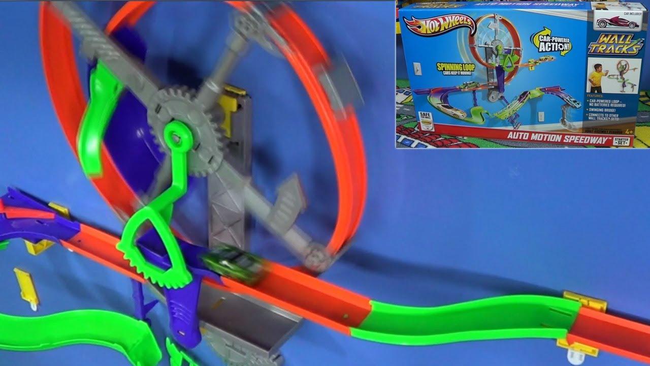 Hot Wheels Auto Motion...
