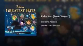 "Reflection (From ""Mulan"")"