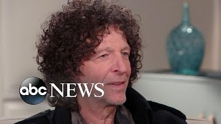 Howard Stern on what he learned in therapy, abandoning 'pure id' persona: Part 1
