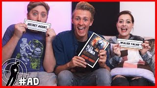 THE ULTIMATE GAME OF TABOO!? | NettyPlays Vs InTheLittleWood | #AD