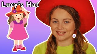 Lucy's Hat + More | Mother Goose Club Playhouse Songs & Rhymes