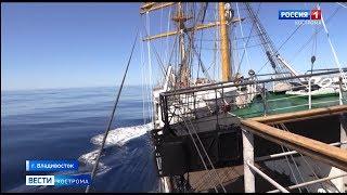 Юные костромские моряки завершили кругосветное плавание