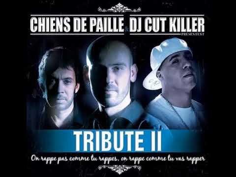 Chiens De Paille & Cut Killer - Tribute II - 2008 (ALBUM)
