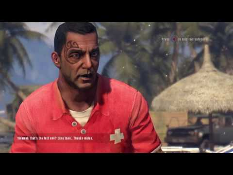 "Dead Island Definitive Edition- ""Zombies?!"" 