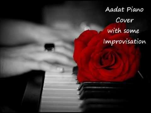 ☆ Aadat  - Jal piano cover ♥♪♫♥