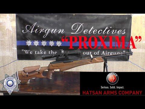 Hatsan Proxima Multishot Underlever Air Rifle