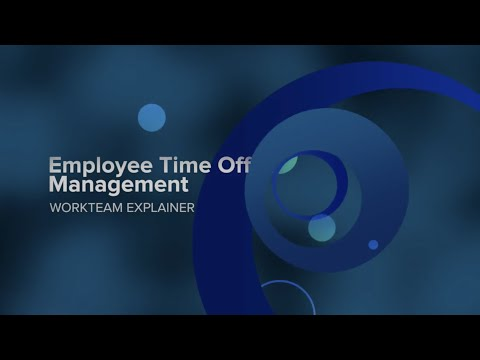 Workteam Timeoff Explainer