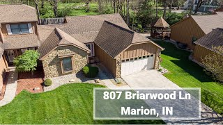 807 Briarwood Ln - Marion, IN